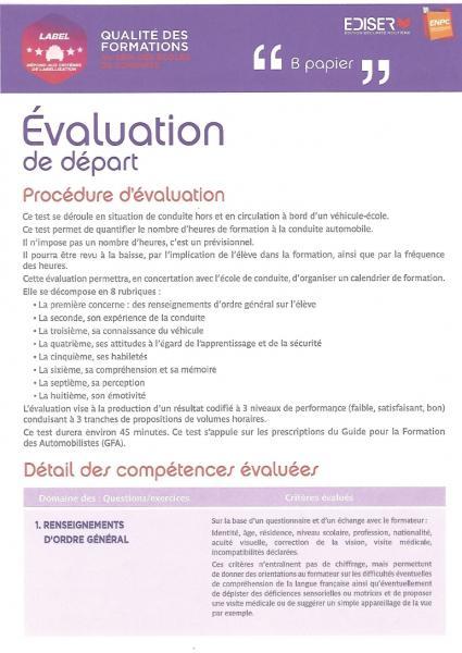Point 1 1descriptif eval b page 1